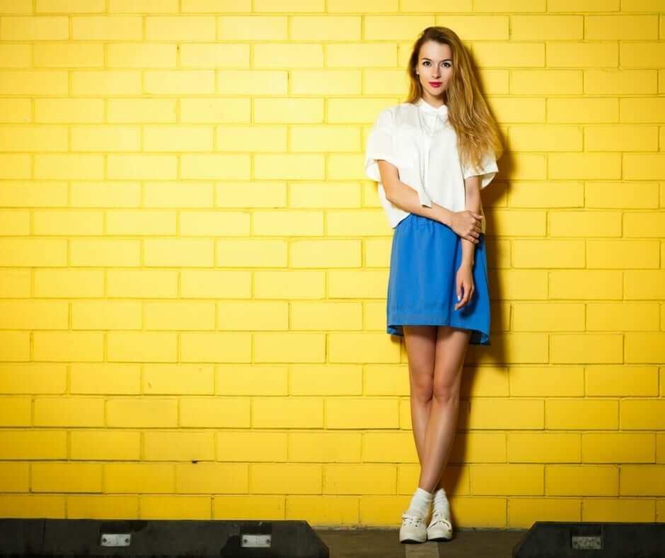 Websites for female models