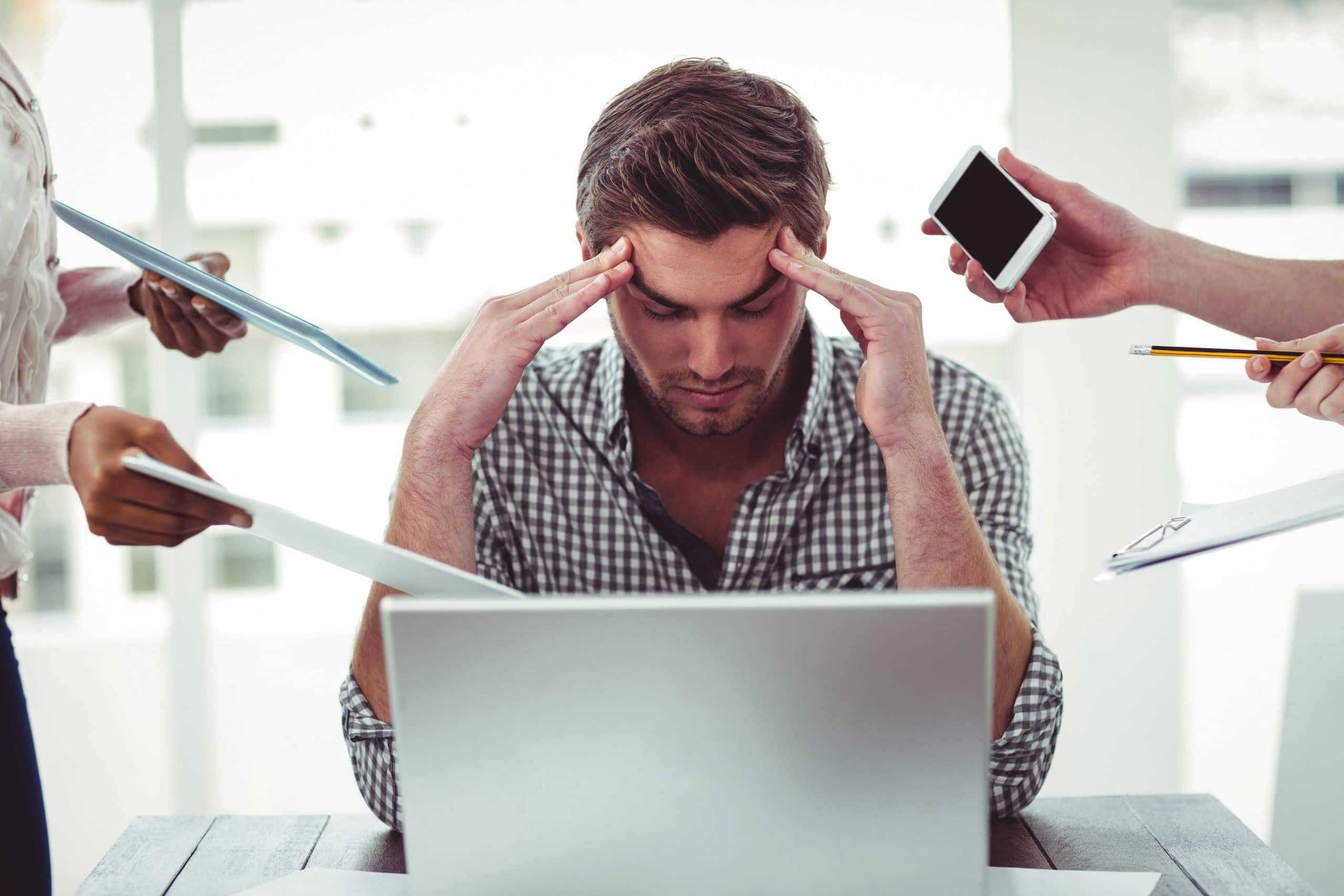 Is stress actually good for you?