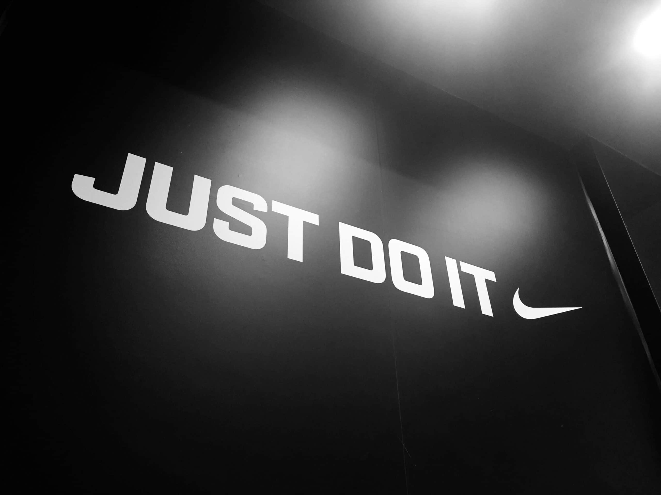 Nike logo, what makes a logo and brand so attractive