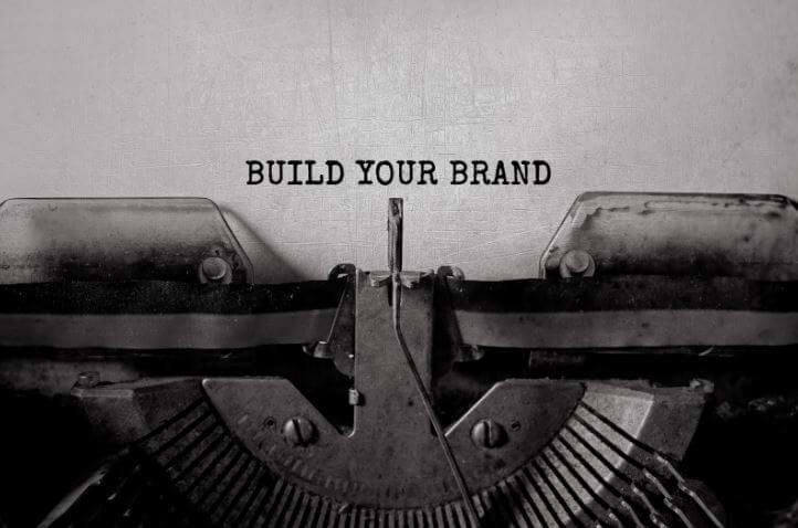 The 2 Step Beginners Guide to Building Your Brand