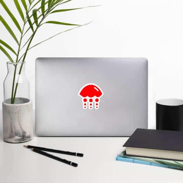 BRJ Logo Sticker