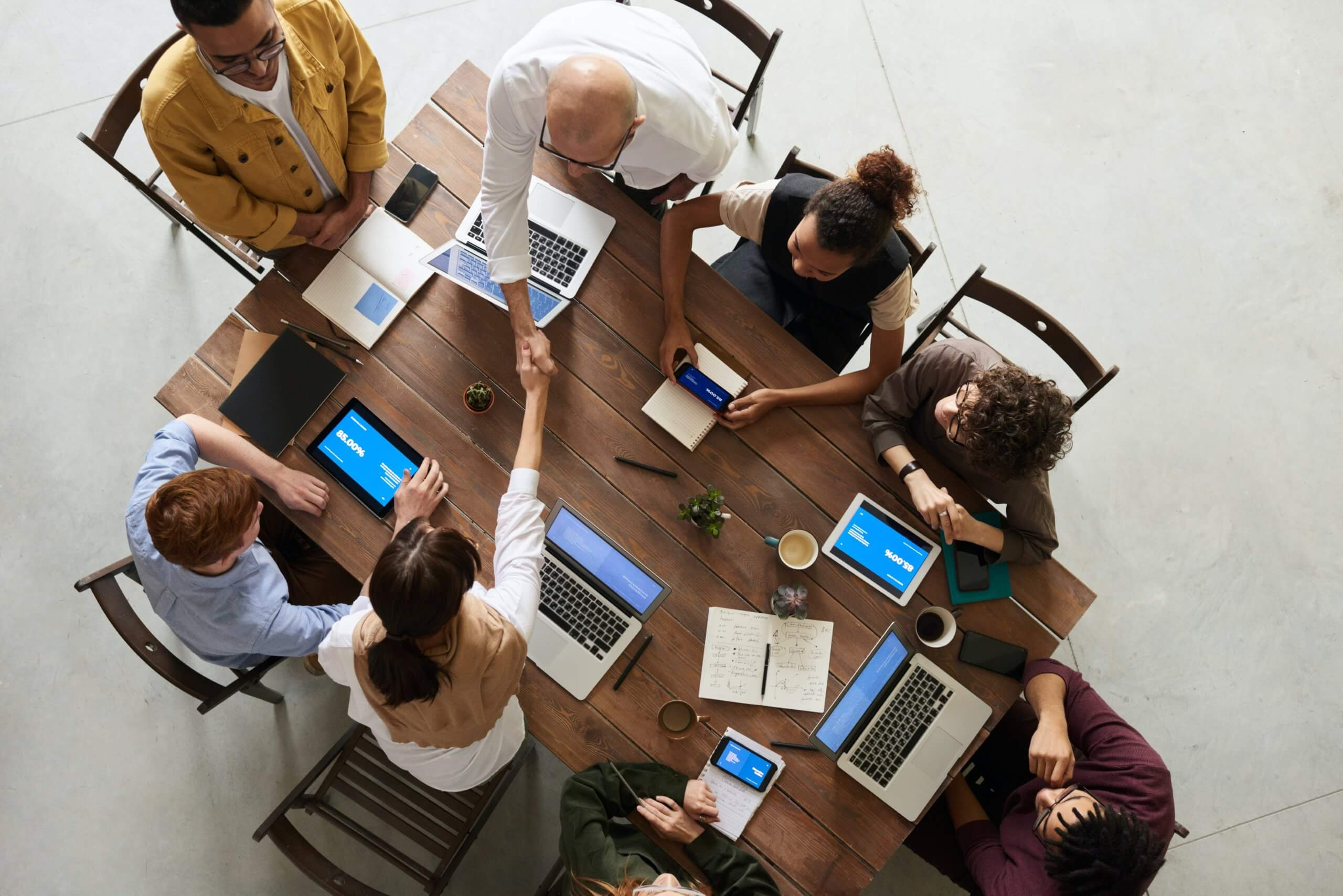 Meeting at appropriate intervals is a key way that small business owners can grow faster in 2021.